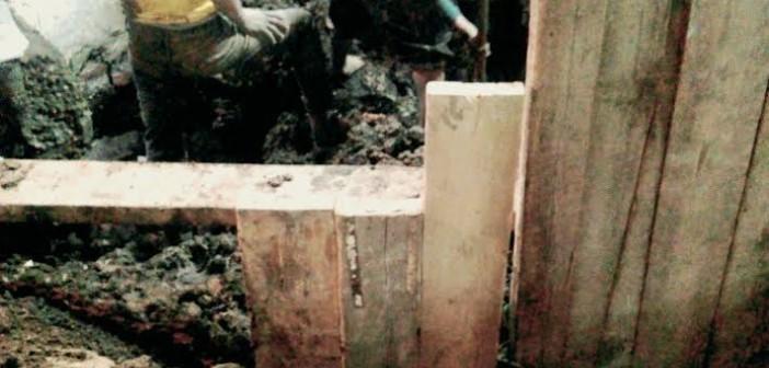 مطالب باستكمال مشروع الصرف الصحي بقرية «النخلة البحرية».. صور