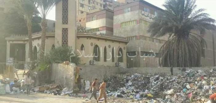 تفاقم أزمة القمامة في دار السلام (صورة)