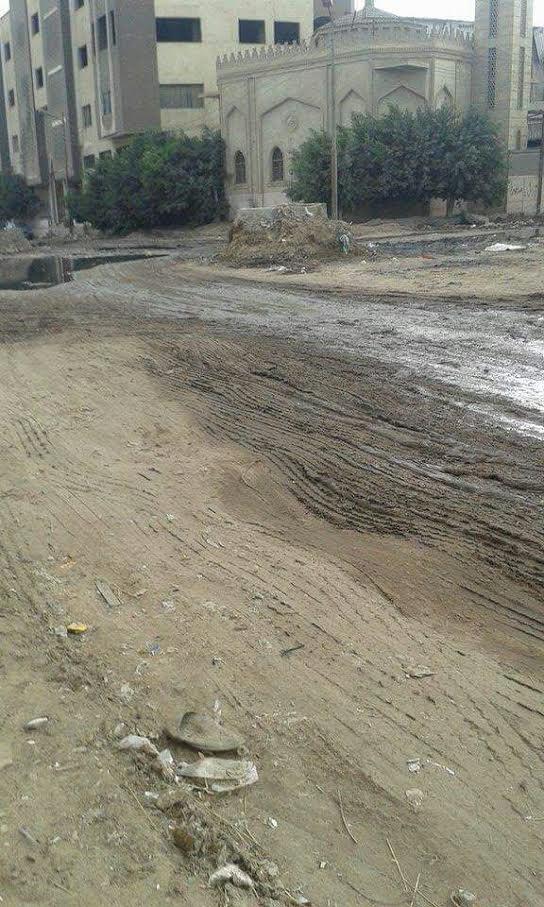 المنطقة الصناعية بـ«قويسنا» غارقة في مياه الصرف الصحي (صور)ed-4