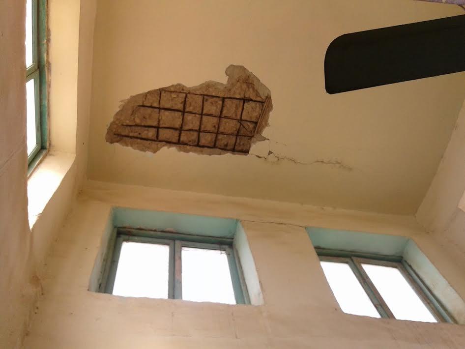 مسجد الدعوة بقرية «أبوغالب» بُني من نصف قرن ويحتاج لترميم