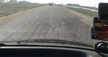 انفلات أمني على طريق إدكو - دمنهور