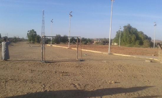 أهالي «خور الزوق» يطالبون باستكمال تطوير مركز شباب القرية
