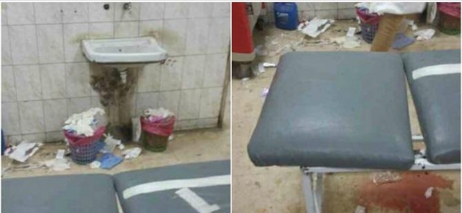 قنا.. دماء وفوضى تضرب المستشفى المركزي بقوص (صور)