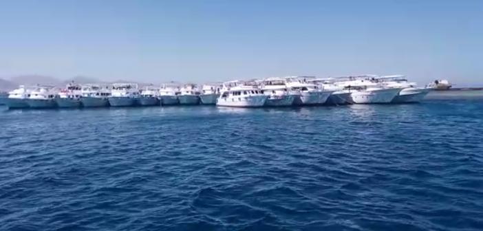 ▶️ فيديو.. مخاوف من ربط يخوت سياحية بالشعاب المرجانية بشرم الشيخ