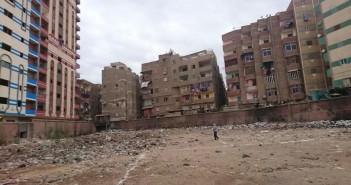 أهالي «دار السلام» يطالبون حي البساتين ببناء مركز شباب ومستشفى (صور)