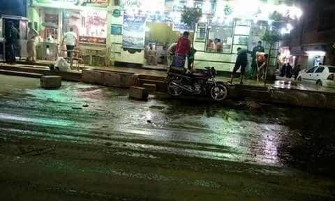 استياء بين سكان «جمال عبد الناصر» بالحرفيين بسبب انتشار الباعة الجائين (صور)