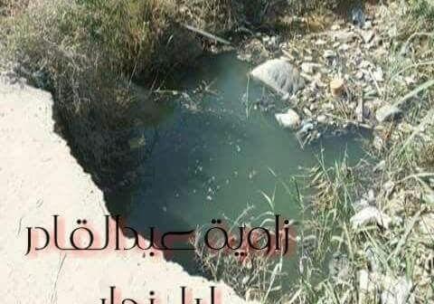 مطالب بإصلاح حفر على طريق «زاوية عبد القادر» بالإسكندرية (صورة)