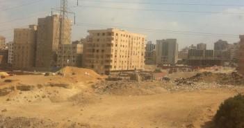 سكان بمدينة نصر يشكون انتشار القمامة (صور)