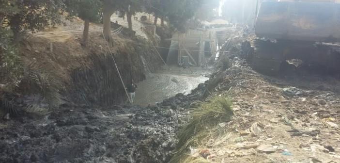 بني سويف| أراضي «الميمون» مهددة بالبوار لنقص مياه الري (صور)