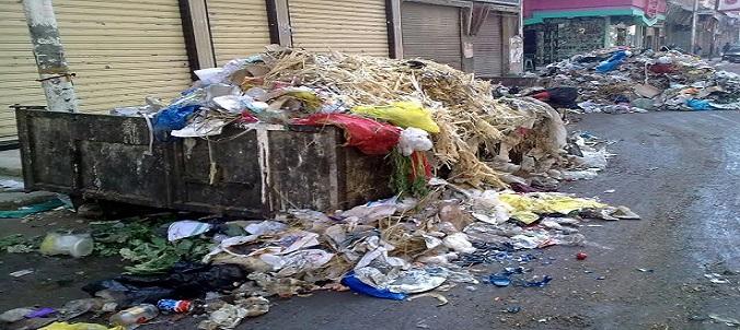 تفاقم أزمة القمامة في شوارع منشية البكري.. ومواطن: شكوانا تم تجاهلها (صور)