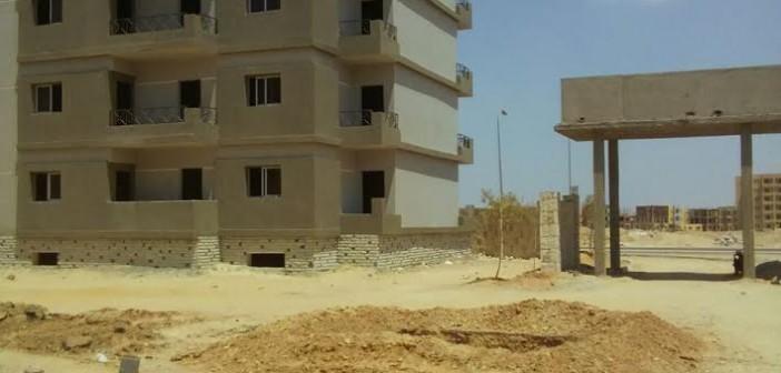 سكان «أبوالهول» يشكون نقص الخدمات والمرافق بالمنطقة
