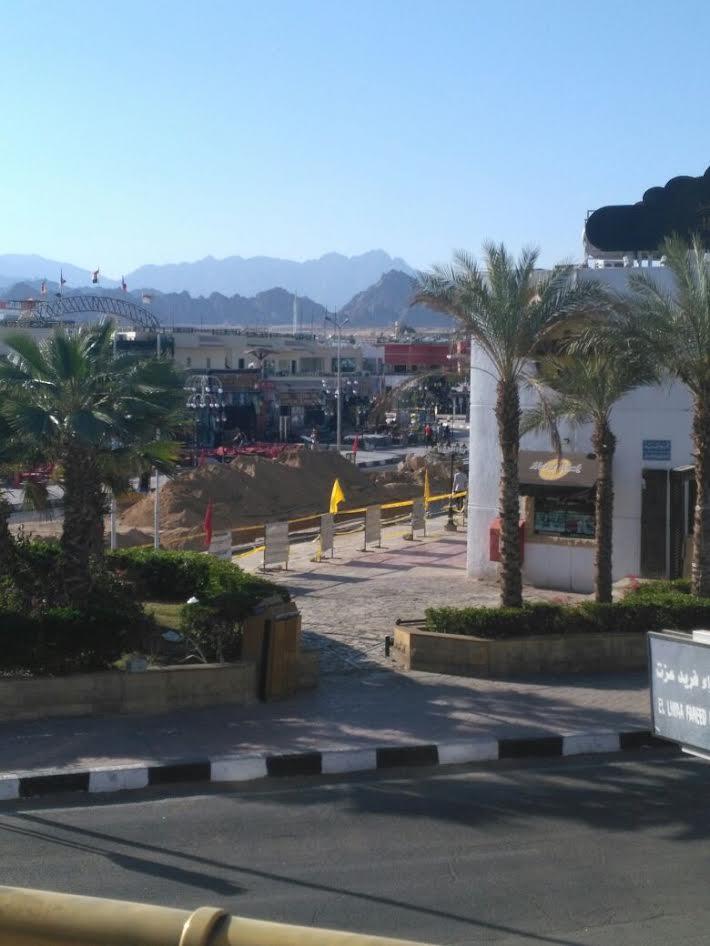 تأخر الانتهاء من عمليات الحفر يثير استياء العاملين بشرم الشيخ