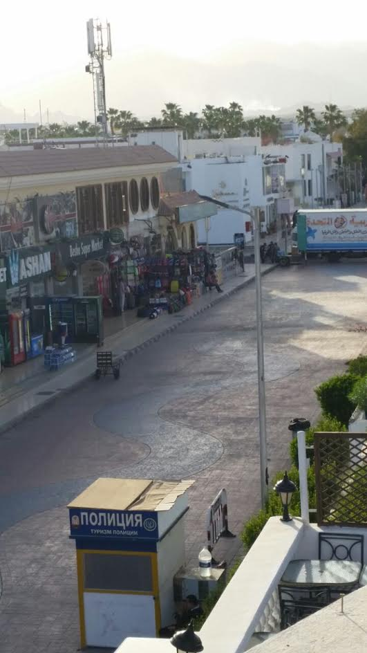 شوارع «شرم الشيخ» تشكو قلة السياح.. وأين الحكومة من تطوير القطاع (صور)