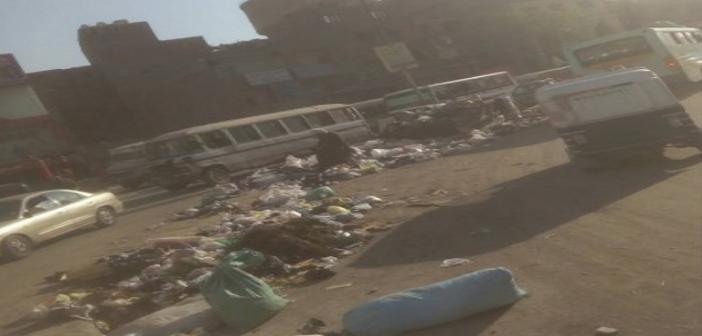 استياء في شبرا الخيمة لتردي مستوى خدمات النظافة في الشوارع (صور)