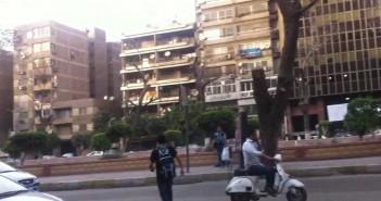 شارع أحمد عرابي - المهندسين - الجيزة (أرشيفية)