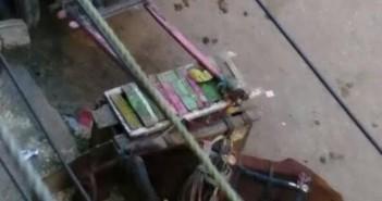 سكان «عزبة بلال» يشكون انتشار القمامة والباعة الجائلين (صور)