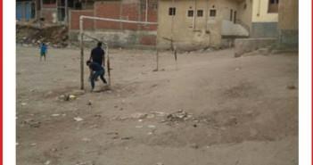 مطالب بتطوير مركز شباب «كفر حمودة» بعد تهالك المباني والملاعب (صور)
