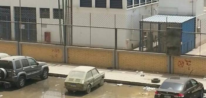 استياء بين سكان «العروبة» بالهرم نتيجة غرق الشارع: المشكلة أسبوعية (صور)