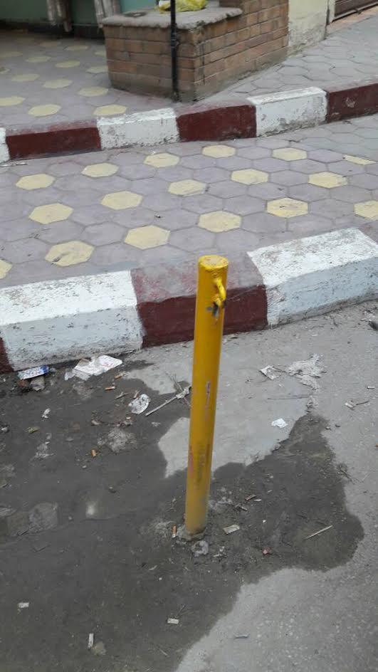 مطالب برفع المخالفات من شوارع «النزهة الجديدة» (صورة)