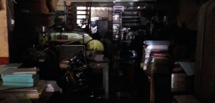 انقطاع الكهرباء في شارع حيوي بأسوان يثير غضب المواطنين (صور)