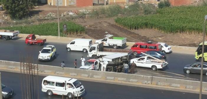مطالب بإصلاح طريق «مساكن إسكو – الدائري» بعد تكرار الحوادث عليه
