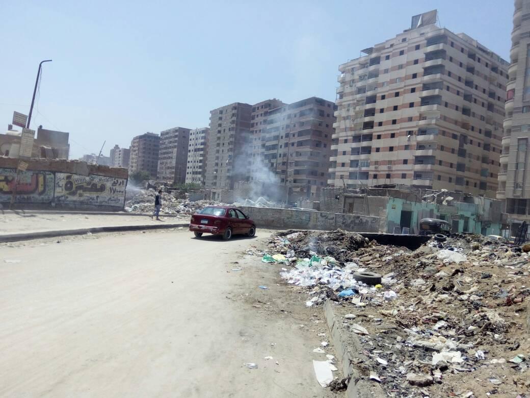 مطالب بردم رشاح «النزهة 2» بجسر السويس