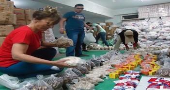 «مصر بتاعتي» تنتهي من تجهيز «شنط رمضان»