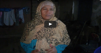 «عائلة مديحة»  في انتظار تحقق حلم الحصول على شقة منذ 12 عام