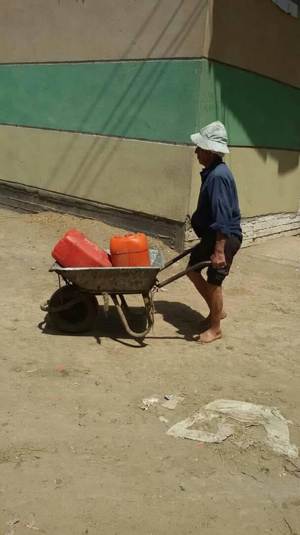 «حنورة» بالشرقية تعاني ضعف الخدمات الأساسية (صور)
