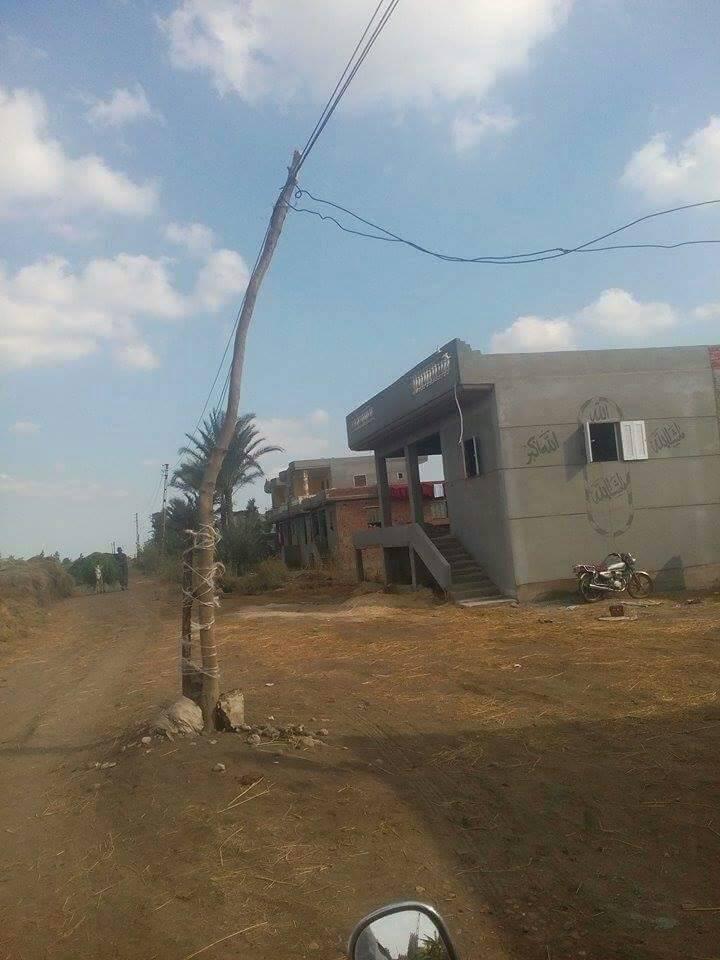 الشرقية.. ضعف الخدمات في «جزيرة الديبة» بصان الحجر (صور)