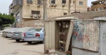 محول مكشوف كهرباء يهدد حياة سكان «مدينة نصر» (صور)