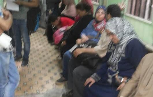 مطالب بتوفير مكان بديل لمكتب الشهر العقاري بشارع مراد في الجيزة (صور)