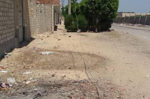 صور.. سقوط أسلاك الضغط العالي في قرية «الخرطوم».. ومطالب بتغيير الشبكة المتهالكة