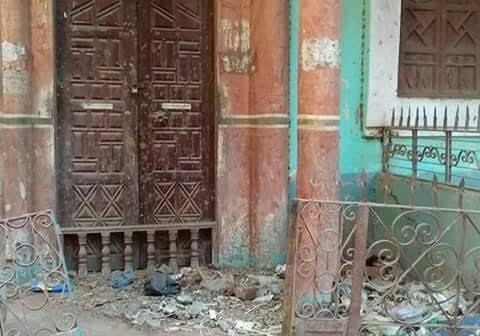أهالي «ميت ناجي» يطالبون الأوقاف بترميم مسجد القرية