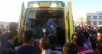 صور | ليلة لم تنم بها مدينة طور سيناء.. من قتل الطفلة نرمين؟