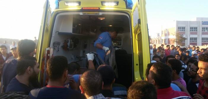 صور | ليلة لم تنم فيها مدينة طور سيناء.. من قتل الطفلة نرمين؟