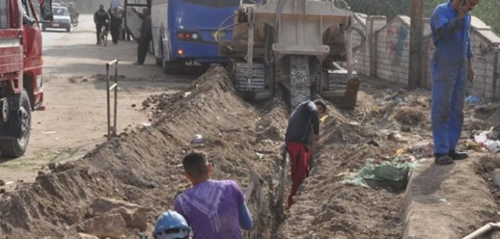 نقص الخدمات بمنطقة «الصيادين» بالزقازيق.. ومطالب بتوصيل الغاز