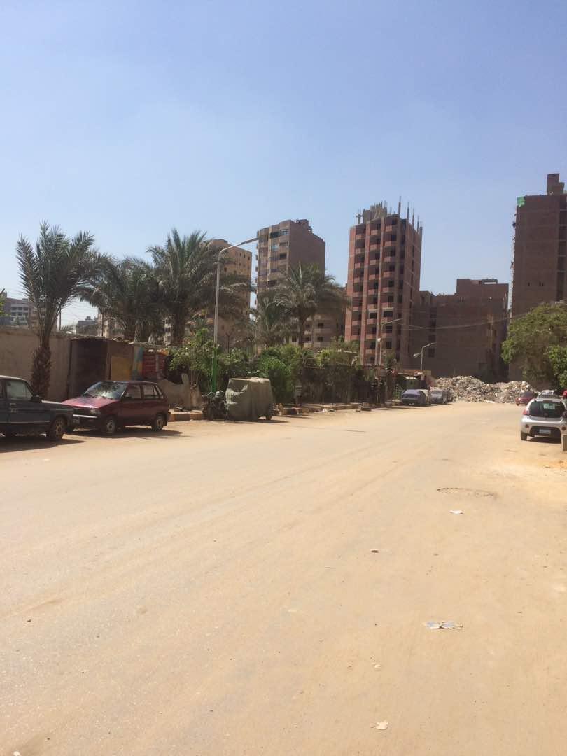 سكان شارع ببولاق الدكرور يشكون تراكم المخلفات والتعديات