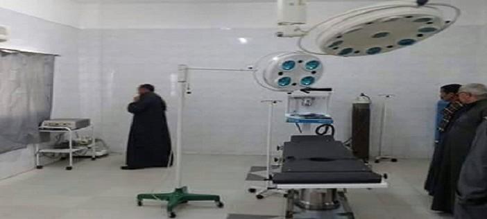 أهالي «أبو غالب» بالجيزة يطالبون بتحويل الوحدة الصحية لمستشفى (صور)
