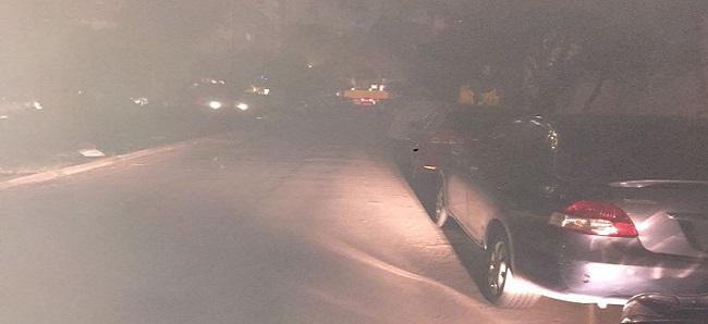 مطالب بإنارة شارع مُظلم في مصر الجديدة (صور)