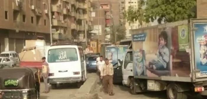 ▶️ مطالب بتواجد مروري بشارع القومية في إمبابة لحل أزمة الزحام