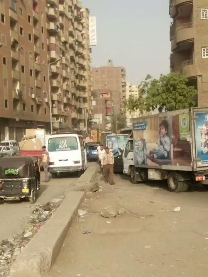 ▶️ مطالب بوحدة مرور لحل أزمة الزحام بشارع «القومية» في إمبابة