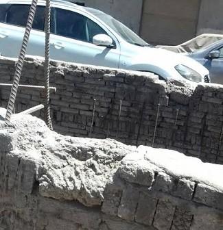 سكان «ناهيا» يطالبون باستكمال مشروع الصرف الصحي (صور)