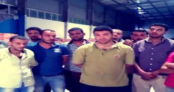 عمال شركة بالعاشر من رمضان يطالبون «القوى العاملة» بحل أزمة تسريحهم