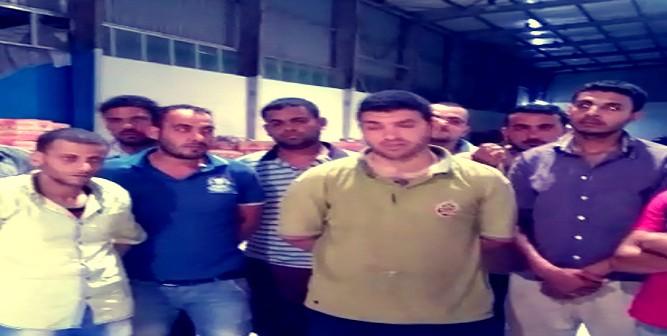 ▶️ بالفيديو.. عمال شركة بالشرقية يطالبون «القوى العاملة» بحل أزمة تسريحهم