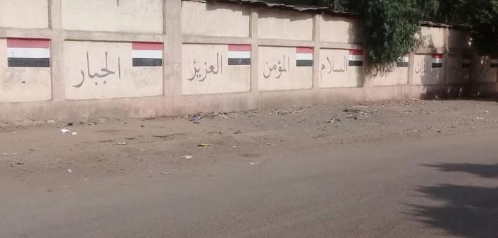 مطالب بإعادة رصف شارع «تحسين فرغلي» بمدينة نصر (صور)