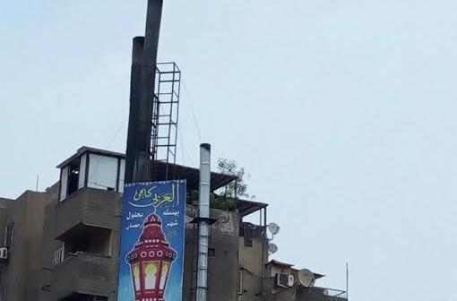 (فيديو)..أدخنة المحلات تحاصر أهالي «منية السيرج» بشبرا:«نطالب البيئة بالتحقيق»