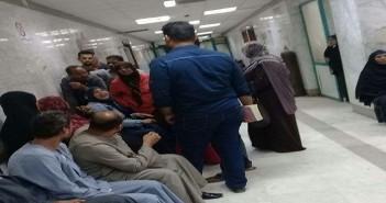 إضراب جزئي بمستشفى إدفو العام