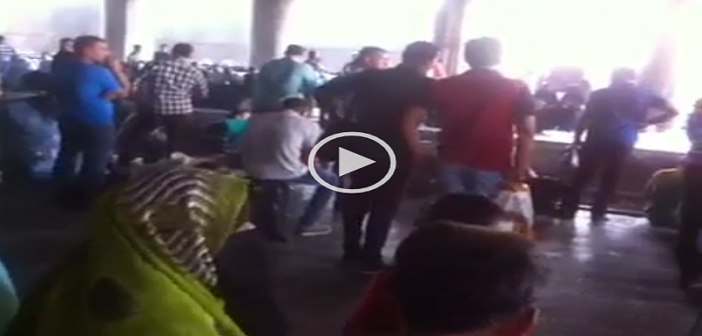 ▶️ بالفيديو.. تكدس على أرصفة محطة قطارات شبرا الخيمة.. وراكب: 4 ساعات انتظار