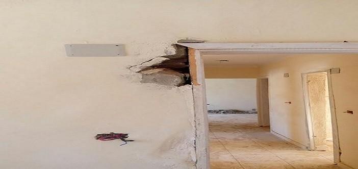 مواطن يشكو سوء تشطيب بوحدات «الياسمين» بمدينة بدر (صور)
